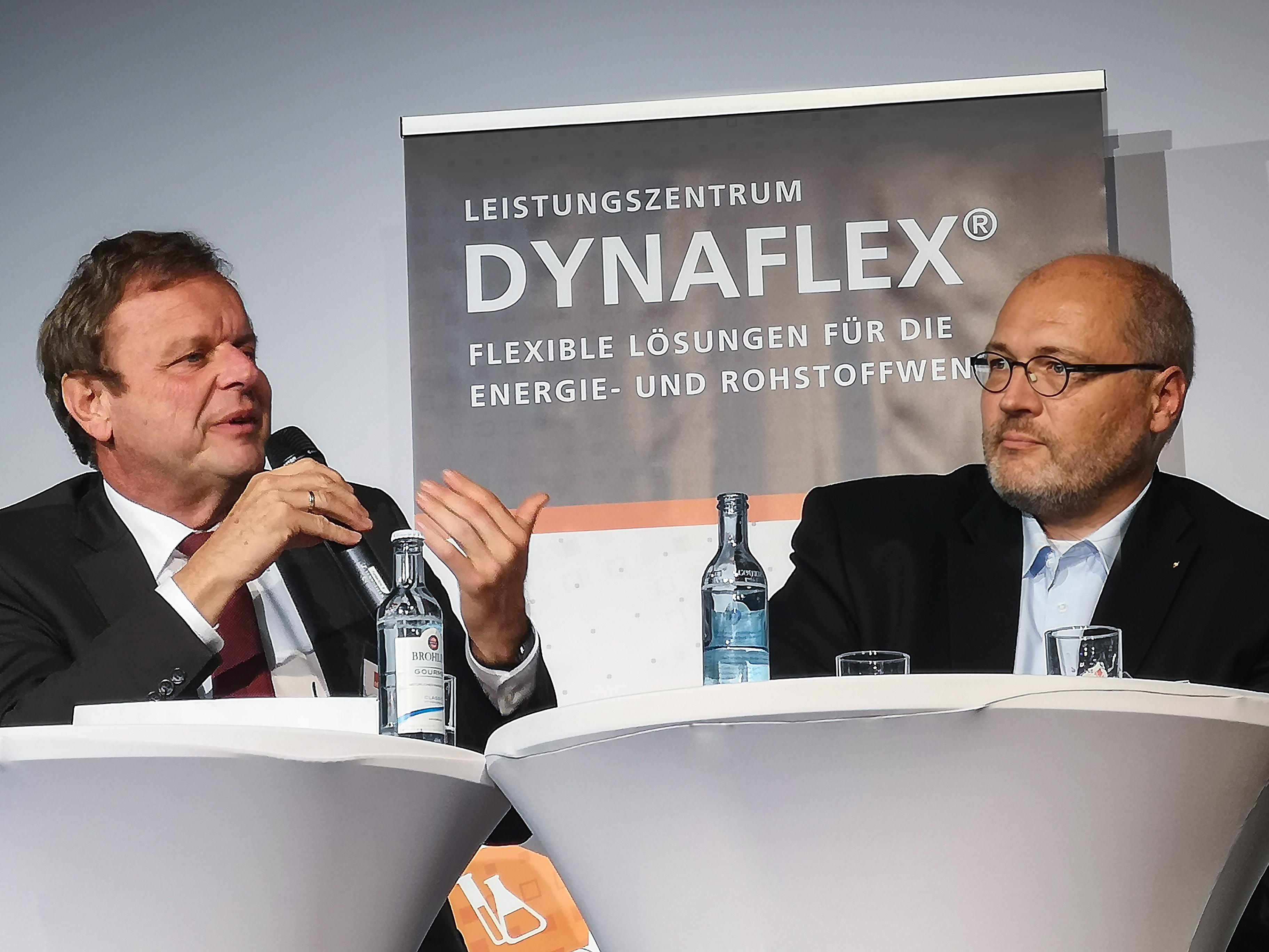 LEISTUNGSZENTRUM DYNAFLEX®Flexible Lösungen für die Energie- und Rohstoffwende